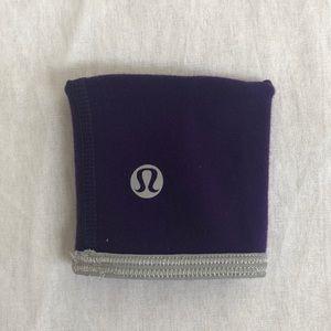 lululemon athletica Accessories - Lululemon runners key cuff